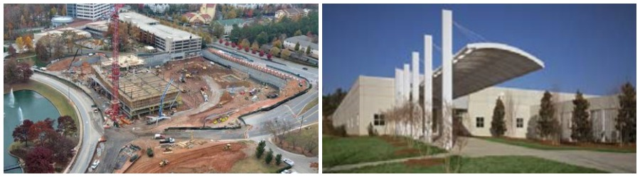 Lowe Engineers - Atlanta civil engineering and urban design - Commercial and Institutional img