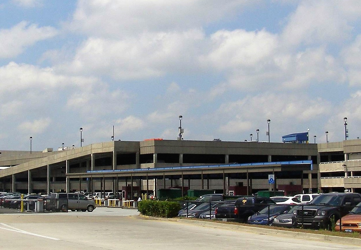 Atlanta West Parking Deck