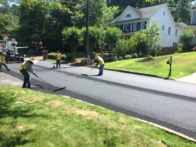 Brookhaven Paving