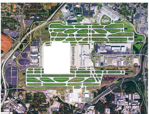 Aerial-Airport